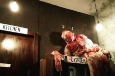 7 Restoran bertema horor ini bikin merinding, makan sambil uji nyali