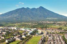 Gunung Salak dikabarkan meletus, ini pernyataan Sutopo BNPB
