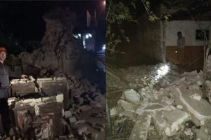 8 Potret terkini gempa bumi Situbondo, tiga orang meninggal
