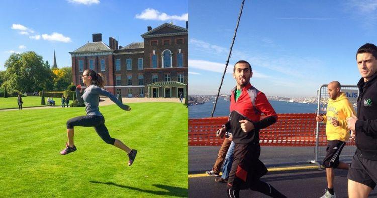7 Tempat joging terbaik di dunia, bikin kamu selalu pengen lari pagi