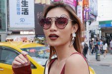 Cerita Patricia Gouw jajal liburan ekstrem di Hongkong, sempat nyeri