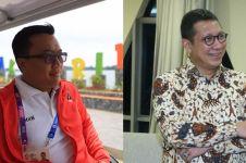 Momen 5 menteri Jokowi pakai sarung, ternyata dulunya santri