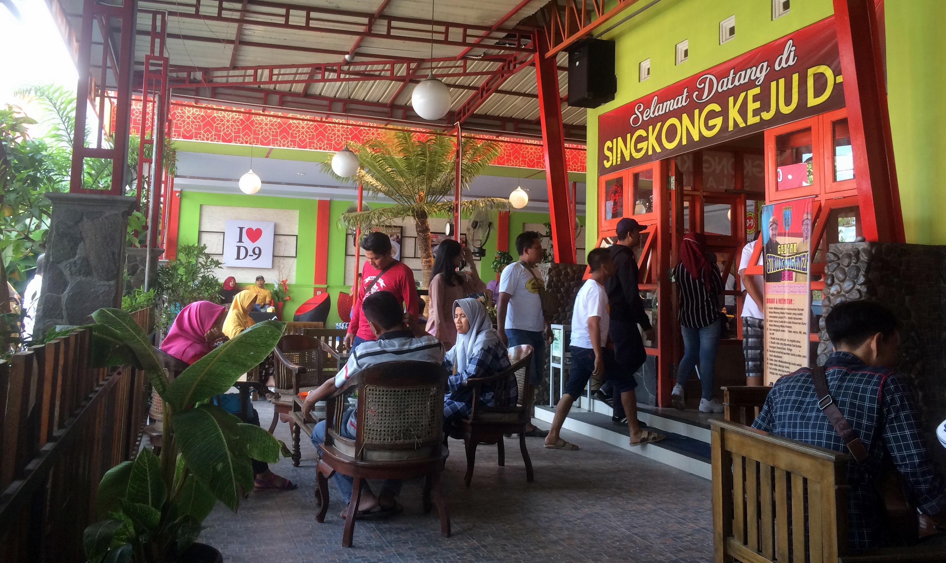 Mengangkat perekonomian lewat destinasi wisata kuliner jadul dan ndeso