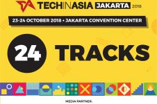 Tech in Asia Jakarta kembali hadir, manjakan penggiat tekno & startup
