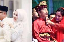 Momen mesra 9 politisi & istri ini romantisnya bak pasangan muda