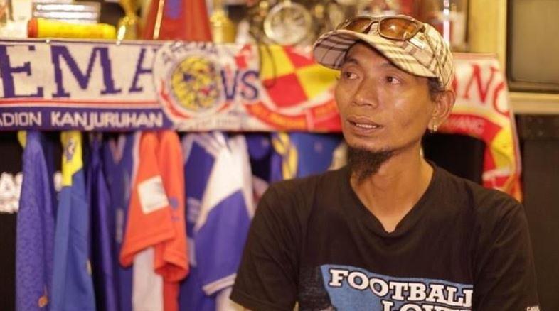 7 Dirigen suporter klub sepak bola Indonesia, loyalitasnya luar biasa