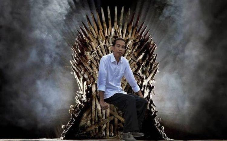 5 Kreasi unik terinspirasi Jokowi pidato 'Game Of Thrones' di IMF-WB