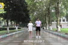 Sama-sama nggak kuat LDR-an, cara putus pasangan ini unik banget