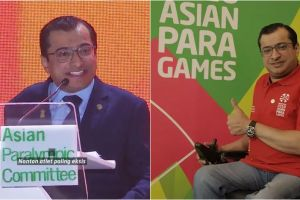 Ini pantun Majid Rashed yang bikin heboh closing Asian Para Games 2018