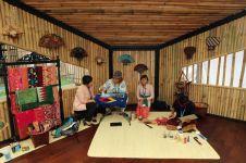 4 Kerajinan dan kuliner khas Indonesia di sidang IMF yang bikin kagum