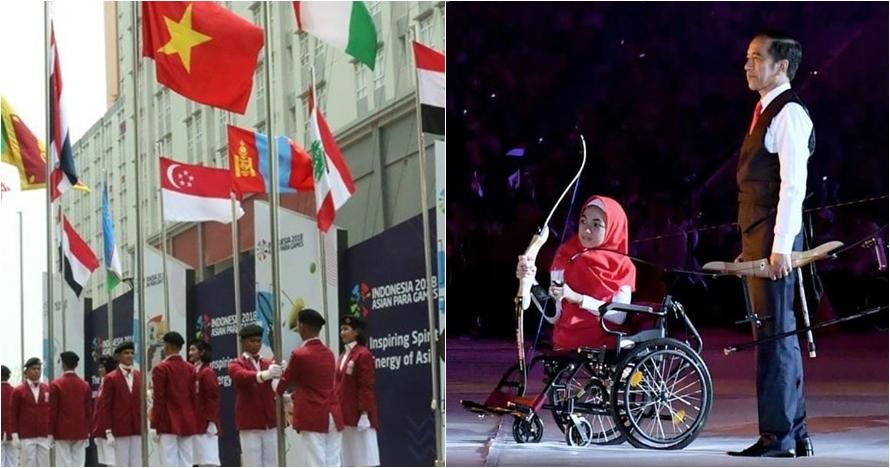5 Momen serba pertama di sejarah Asian Para Games tercipta di Jakarta