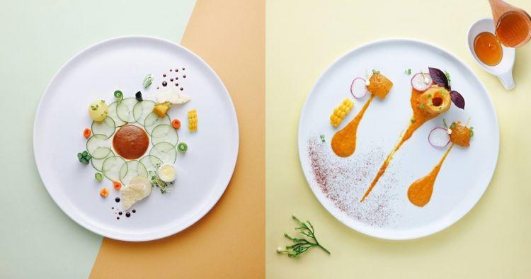 10 Penyajian makanan tradisional ala resto berbintang, bikin pangling