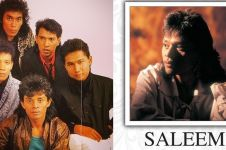 9 Potret kenangan Saleem Iklim dari masa ke masa, idola anak 90-an