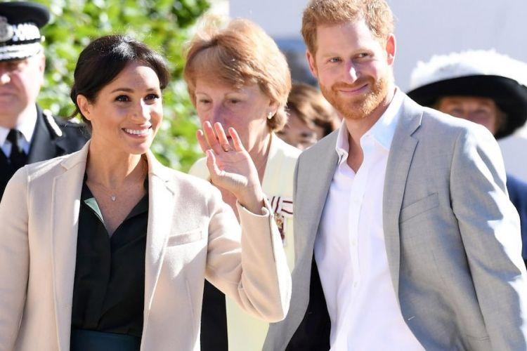 Umumkan kehamilan, ini julukan bayi Pangeran Harry & Meghan Markle