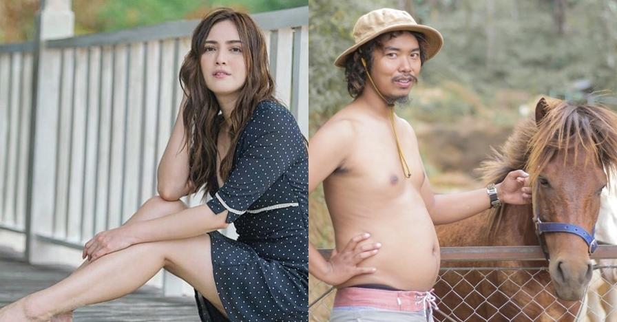 5 Momen mesra Shandy Aulia & Dodit Mulyanto syuting bareng, bikin iri