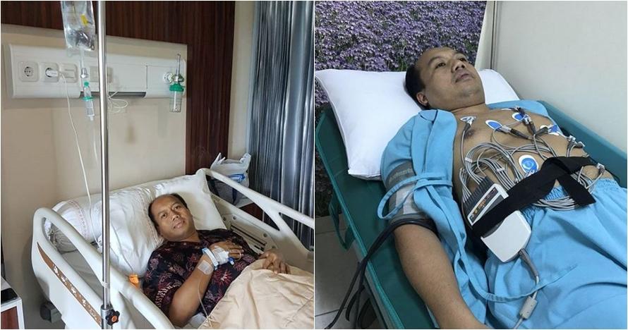 5 Momen Sutopo BNPB tegar jalani pengobatan, banjir doa dan dukungan