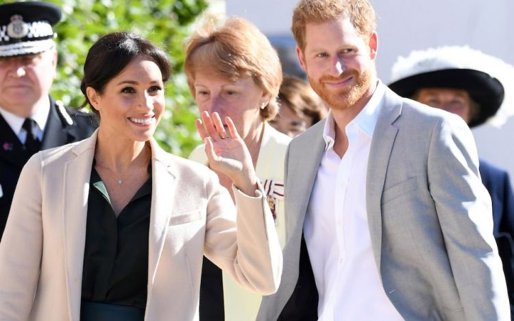 Ini prediksi nama bayi Pangeran Harry dan Megan Markle
