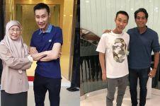 5 Potret terbaru Lee Chong Wei usai jalani perawatan kanker hidung