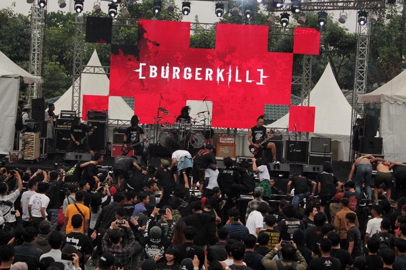PreangerFest, konser musik di Bandung yang mirip Panggung Saparua