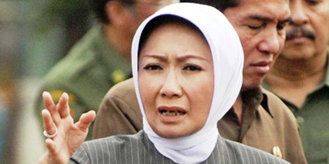wanita kepala daerah korupsi berbagai sumber