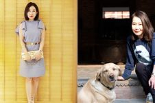 10 Gaya modis istri Dato Sri Tahir, punya 11 cucu masih tetap cantik