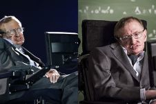 Stephen Hawking jawab 10 pertanyaan semesta, katanya tidak ada Tuhan