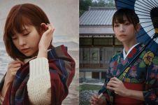 10 Lukisan 'keanggunan wanita Jepang' ini detailnya tampak bak foto