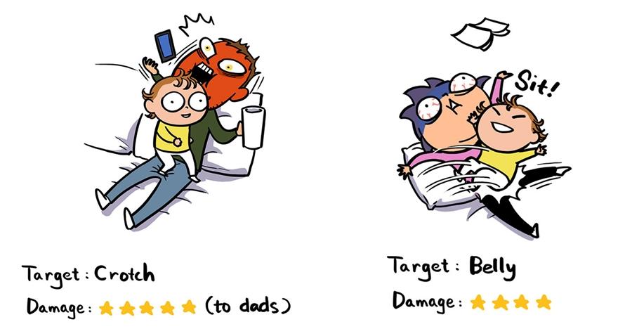 10 Ilustrasi perjuangan orangtua rawat bayi usia 2 tahun, melelahkan