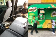 Ingat bocah yang viral karena cuci mobil? Begini kabarnya sekarang