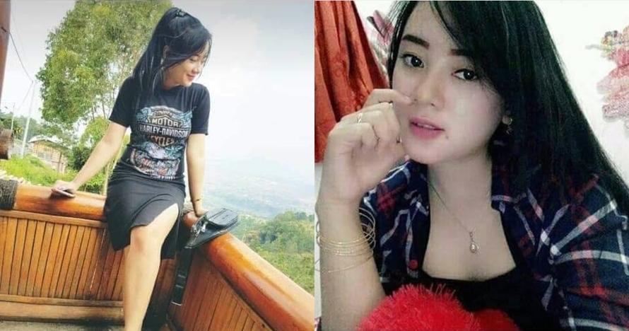 5 Foto Rini Puspitawati, model cantik yang kecelakaannya jadi sorotan
