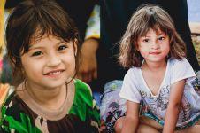 Kisah bocah cantik korban gempa Palu, ketegarannya bikin mata berkaca