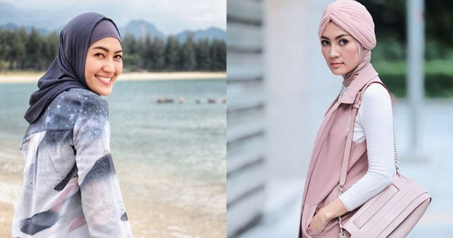 10 Gaya traveling Steffy Burase, model di pusaran rasuah Gubernur Aceh