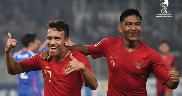 Timnas U-19 bungkam Chinese Taipei di laga perdana Piala Asia U-19
