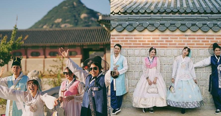 8 Momen seru Vincent Rompies syuting di Korea, tingkahnya iseng banget