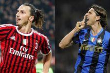 10 Pemain ini pernah membela dua klub rival sekota, Inter & AC Milan