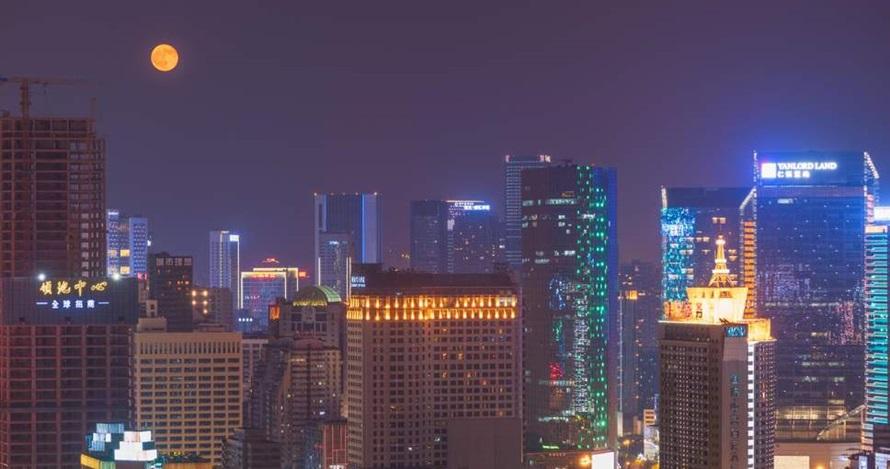 China bikin bulan sendiri, sinarnya 8 kali lebih terang dari yang asli