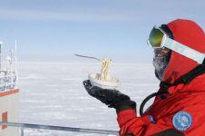 7 Potret hasil memasak di Antartika ini bikin geleng-geleng kepala