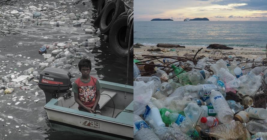 17 Potret limbah sampah di Borneo ini bakal bikin kamu ikut prihatin