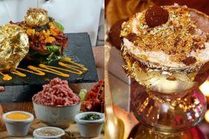 7 Makanan ini harganya bikin gila, ada yang melebihi Rp 350 juta