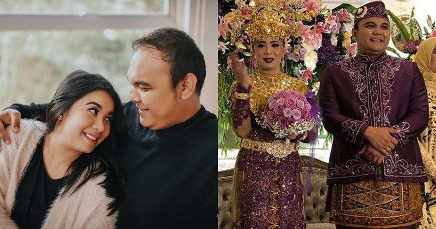 10 Momen mesra anak Mat Solar & istrinya dari pacaran sampai menikah