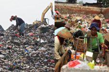 Potret kondisi TPST Bantargebang, lokasi pembuangan sampah DKI Jakarta
