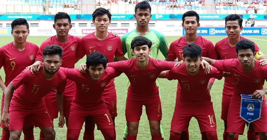 7 Skenario kelolosan Timnas Indonesia U-19 ke perempatfinal Piala Asia