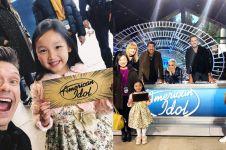 Aksi Malea Emma, bocah 7 tahun asal Indonesia pukau juri American Idol