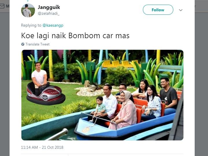 Kaesang curhat 'tak dianggap', 5 reaksi netizen ini bikin makin nyesek