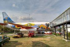 Jogja Airport Resto, kulineran dengan sensasi berbeda di dalam pesawat