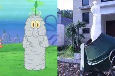 7 Cocoklogi adegan SpongeBob vs kehidupan nyata ini bikin ngakak