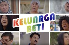 5 Aksi Arif Muhammad di video 'Beti' ini kocaknya bikin perut sakit