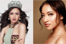 10 Pesona Vania Herlambang, wakil Indonesia di Miss International 2018