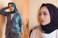 Makin memesona, ini 11 gaya Rachel Vennya saat kenakan hijab