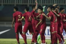 6 Alasan Coach Indra Sjafrie optimistis Timnas U-19 bakal kalahkan UEA
